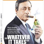 Handelsblatt on Draghi
