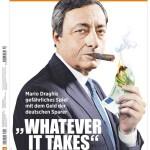 Handelsblatt on Draghi