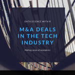 M&A deals in the tech industry